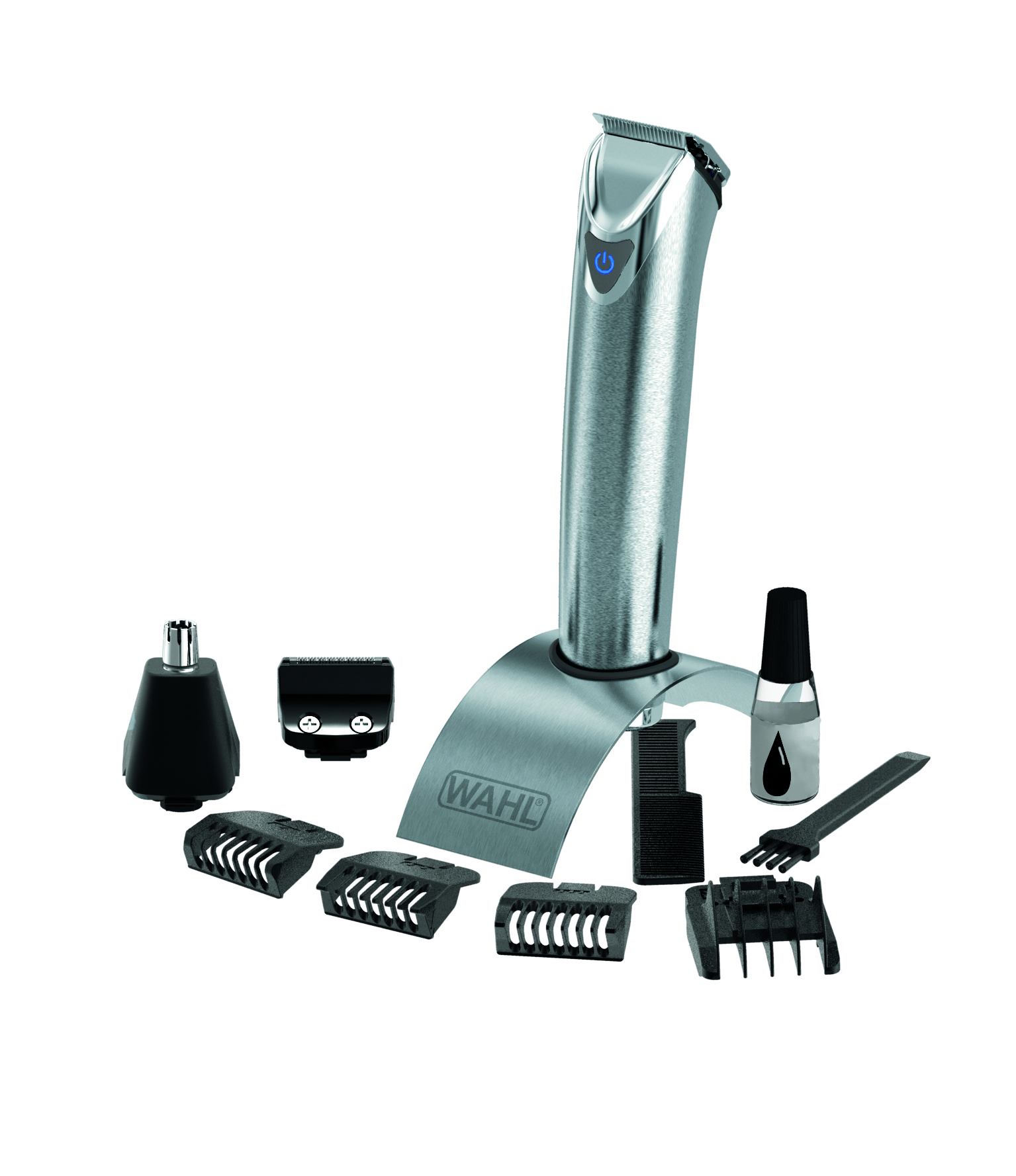 Wahl_Lithium Ion Stainless Trimmer (2)